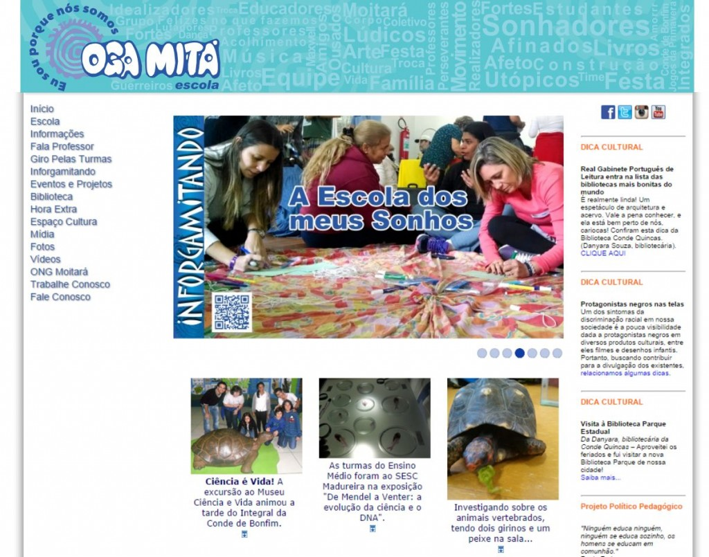 Layout Camp2015 Oga Mita - Site