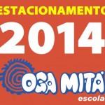 adesivo estacionamento Oga Mita 1 2014
