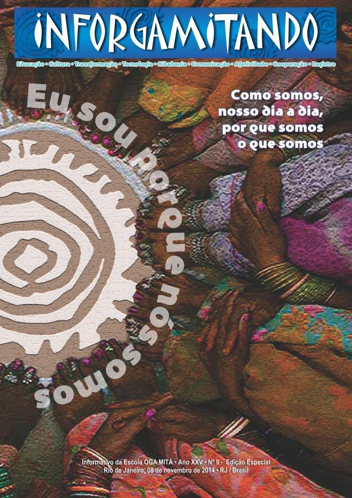 Capa Revista Inforgamitando