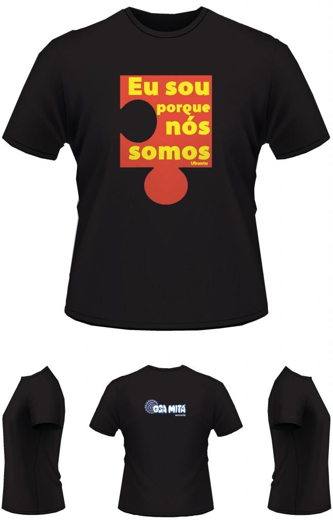 layout camiseta NOVA Campanha Oga Mita A