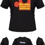 layout camiseta NOVA Campanha Oga Mita D