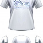 layout camp2015 Oga Mita - Camiseta vr3