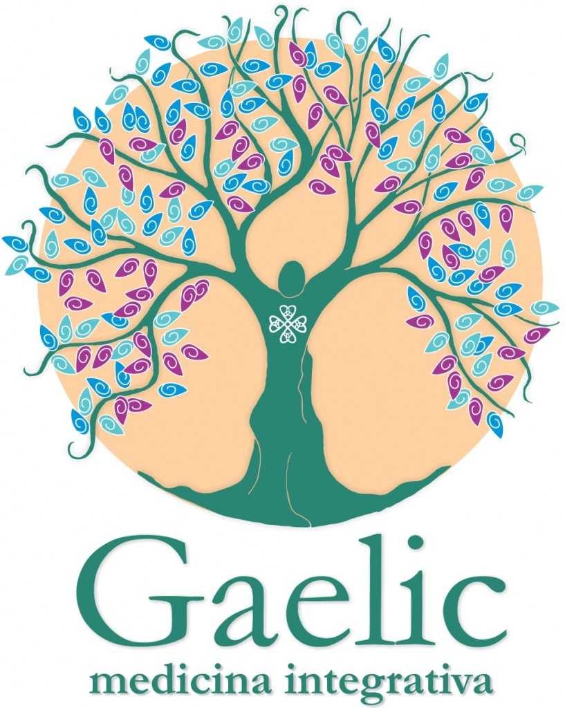 Identidade visual Gaelic - Madicina Integrada